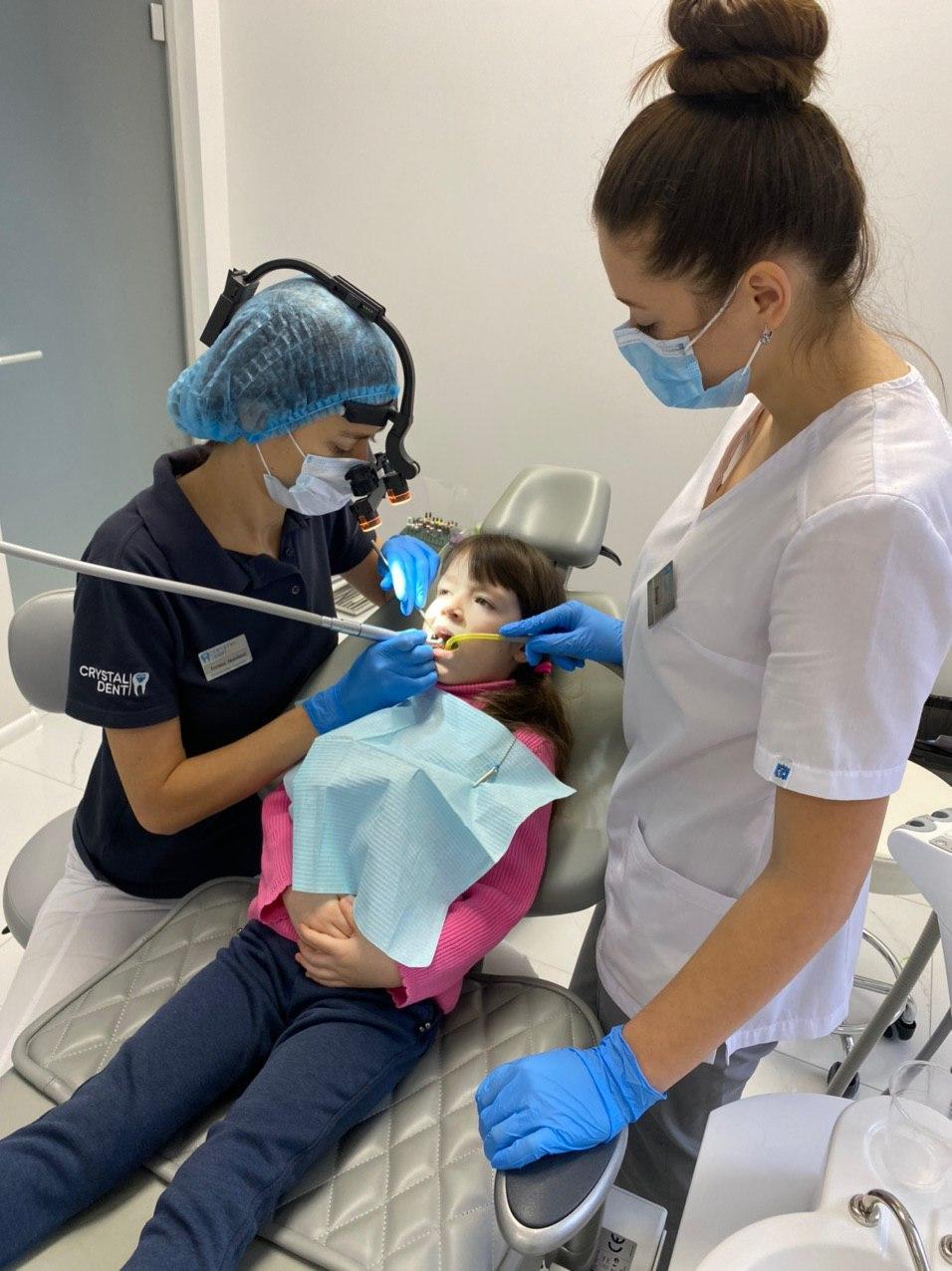 лікування зубів у дітей у голосіївському районі києва