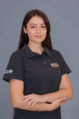 Кошицька Вікторія Вікторівна Лікар-стоматолог